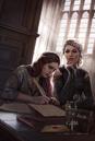 Sansa y Cersei by Magali Villeneuve©.png