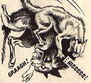 Lupe (Wolf) (Earth-616) and Greymalkin (Cat) from Hulk Comic (UK) Vol 1 7.jpg