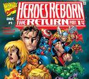Heroes Reborn: The Return Vol 1 1