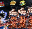 NeXuS-PoWeR/Utra Instinct Goku Damage Test 🌟 Formen SSR, UR, 100%, Dokkan Mode, Crit