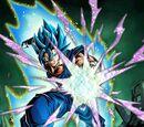 All or Nothing Super Saiyan God SS Vegito