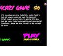 Paris Scary Game