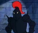 Czarny Rycerz (Wielkie strachy w zamku Camelot)