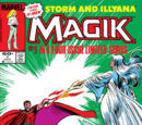Magik (Illyana and Storm Limited Series) Vol 1 1/Images