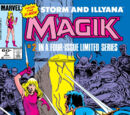 Magik (Illyana and Storm Limited Series) Vol 1 2/Images