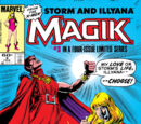 Magik (Illyana and Storm Limited Series) Vol 1 3/Images
