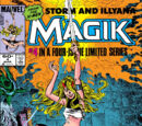 Magik (Illyana and Storm Limited Series) Vol 1 4/Images