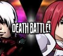 Dante VS Erza Scarlet