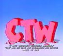 Sesame Workshop/Cro CTW Custom Logos