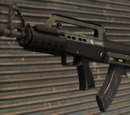 Bullpup Rifle