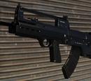 Bullpup Rifle Mk II