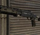 Pump Shotgun Mk II