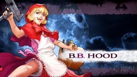 Baby Bonnie Hood/Lista de movimientos