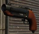 Compact Grenade Launcher