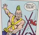 Mohawk Punk (Archie)