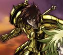 Personagens do Volume 6 - Libra