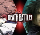 Commander Ghost/Tatsumi VS Zack Fair