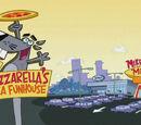 Mike E. Mozzarella's Pizza Fun House