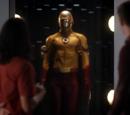 Traje de Kid Flash