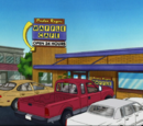 Preston Rogers Waffle Cafe