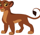 The Lion Guard: The Night Pride Characters