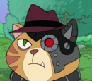Agent Kitty (2nd Dimension)