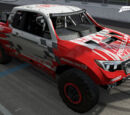 Honda Ridgeline Baja Trophy Truck