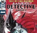 DETECTIVE COMICS 972