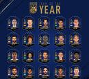 Clear Arrow/FIFA 18 presenta sus nominados al Equipo del Año (TOTY)
