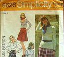 Simplicity 6626