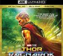 Thor: Ragnarok/Home Video
