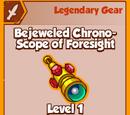 Bejeweled Chrono-Scope of Foresight