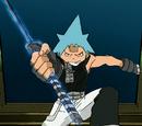 Tsubaki Mode Change: Uncanny Sword