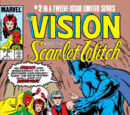 Vision and the Scarlet Witch Vol 2 2