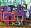 Railway Series Exklusiv-Charaktere