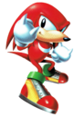 Knuckles in Sonic Blast.png