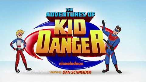 The Adventures of Kid Danger Official Theme Song