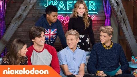 Henry Danger & Game Shakers Crossover 'Danger Games' Edition The After Party Nick