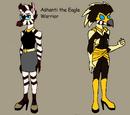 Ashanti: The Eagle Warrior