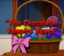The Chocolate Vampire Bunny