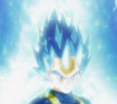 Super Saiyan Blue Full Power
