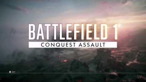 Conquest Assault Tutorial Video - Battlefield 1