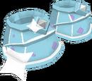 Crystal Pegasus Gauntlets