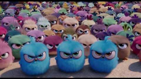 Canciones de Angry Birds: La película