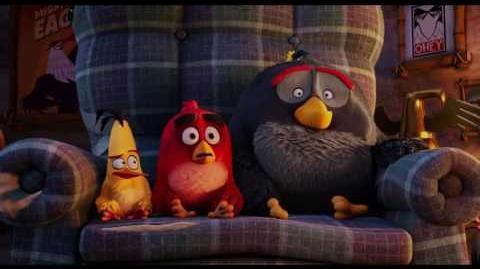 """Canción """"Aguila poderosa"""" Pelicula Angry Birds Español Latino"""