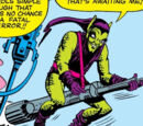 Green Goblin's Flying Broomstick
