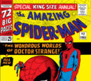 Amazing Spider-Man Annual Vol 1
