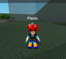 Planic The Hedgehog