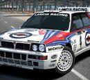 Lancia DELTA HF Integrale Rally Car '92