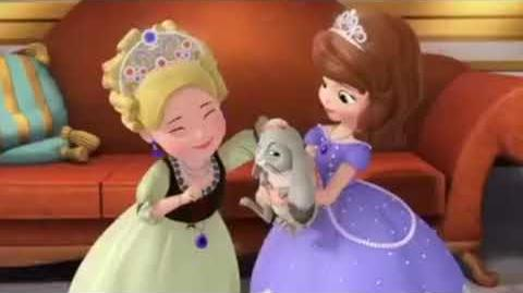 The Stolen Amulet and Sofia the Pornist